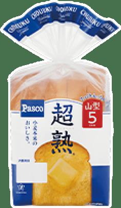 おすすめのパン 超熟山型(5枚スライス)