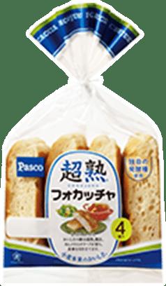 おすすめのパン 超熟フォカッチャ