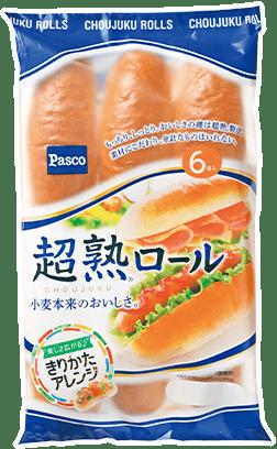 おすすめのパン 超熟ロール